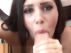 Gorgeous Big Titted Babe Noelle Easton Interviewed and Fucked in POV