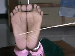 Falaka Feet Punishment