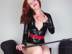 Mistress Lola command to you make cum in 3..2..1