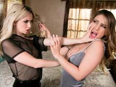 Kristen Scott & Jane Wilde in Our First Fight, Scene #01 - GirlsWay