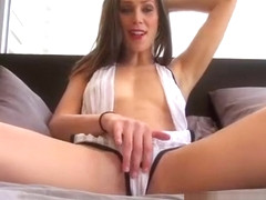 Play With Crazy Things As Toys On Cam By Freak Hot Girl (anastasia morna) video-04