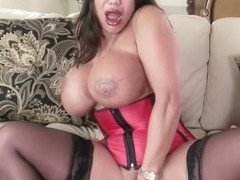 Ava devine in hot anal scene