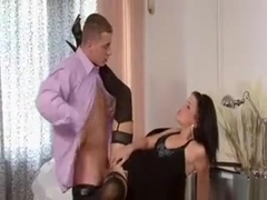 These Horny Couple Could Not Wait For The Other Slut To