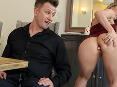 AJ Applegate & Bill Bailey in Anal Surprise Party - BrazzersNetwork