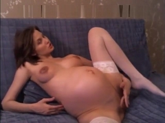 Lilly Pregnant Romanian Skype Webcam