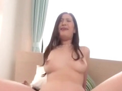 stud enjoys penetrating Yui Kasugas wet&nbsp cunt