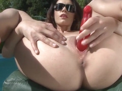 Sexy Girl Strip and Masturbation