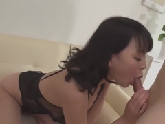 Black Lace Bra Uncensored Creampie - Premium Footages [Carib-082118-735]