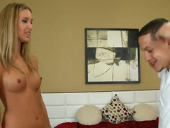 Ashley Winters longs for Cris Commando's joystick