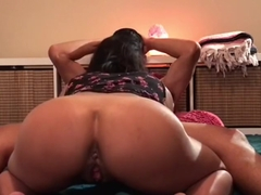 Tight Asian Wife Satisfies