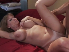 Smoking hot Daria Krane is fucking with Danny Mountain