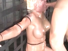 Spit Covered Face from BDSM Face Fuck, Porn 0d xHamster fr