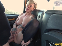 Milf Swaps Shops For Cock - FakeTaxi