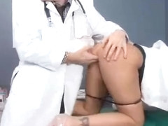 Sexy Patient (payton west) And Nasty Doctor Banging Hard Style clip-12