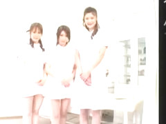 Best Japanese model Hikari Hino, Azusa Ayano, Risa Arisawa in Horny Foot Fetish, Fingering JAV clip