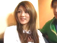 Amazing Japanese model Risa Tsukino in Incredible Threesomes, Dildos/Toys JAV clip
