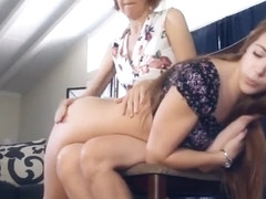 Kimberly Brix spanked otk