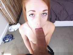 Hot Kimberly Brix In Her First Porn Audition