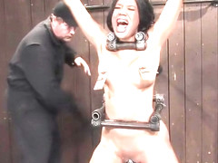 Bonny Kapri Styles acting in amazing BDSM porn