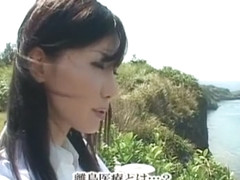 Incredible Japanese chick Misa Arisawa in Crazy Cunnilingus, Big Tits JAV clip