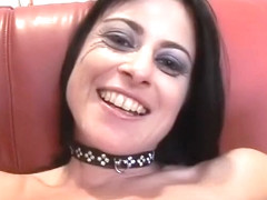 Horny pornstar Cecilia Vega in crazy facial, small tits adult clip