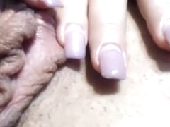 Attractive Teen Girl Asshole And Small Vagina Close-up