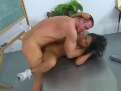Cindy Starfall knows all the dirty tactics