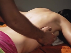 Mommy Oksana sensual tickle massage