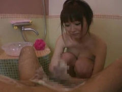 Amazing Japanese slut Hana Nonoka in Fabulous POV, Handjob JAV video