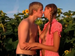 stunning pigtail slender kitty jane fucking with stranger