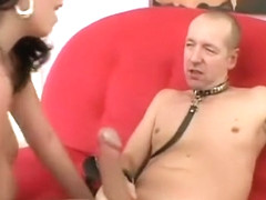 Gianna Michaels - Fetish slave fucking