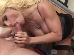 Victoria Rush Gets Her Pussy Plowed