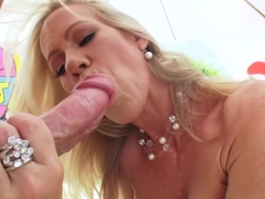 Simone sonay receives an anal the big ass