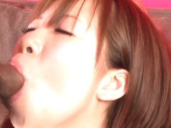 Busty Konatsu Aozona creampied in a japanese orgy
