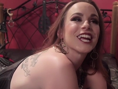 Amazing anal, fetish porn video with incredible pornstars Bella Rossi and Nikki Darling from Whippedass