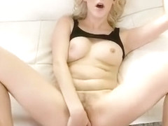 Pretty Blond Teen Babe Cadence Lux Screwed By Throbbing Cock