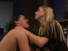 Executive dominatrix Nikky Thorne has a new slave