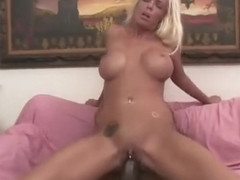 Big Boobed Jordan Blue is a big blonde pornstar wh