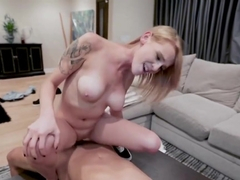 Nora Ivy is a busty bitch who likes to bend over and get fucked very hard