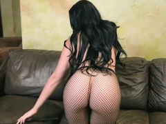 Trick or ass said the horny bunny Skyla Novea