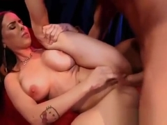 Brandy Aniston Masters The Pole For Intense Sex Positions