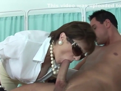 Unfaithful british milf lady sonia exposes her big tits