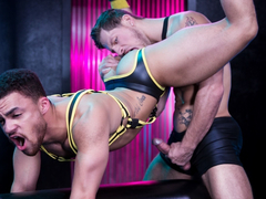 Beaux Banks & Roman Todd in Get LIT, Scene #01 - HotHouse