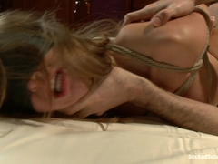 Riley Reid & James Deen in The Piano Instructor: Riley Reid Submits - SexAndSubmission