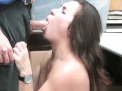 Couple Begins With Giving A Kiss Then Angel Gets Tits Sucked