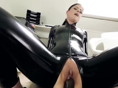 Latex fuck..