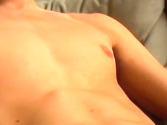 Andy Makes A Sticky Mess - Andy Kay - HomoEmo