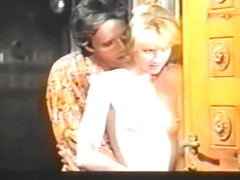 Lamore E La Bestia (1985) - Marina Lotar And Dominique Saint Claire