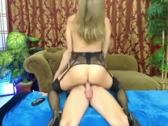 Rare Jodi West Anal from Camshow