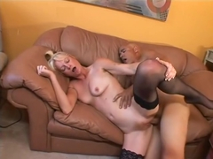 Nikky Thorne Lick By A Mature Guy While Toying A Slut